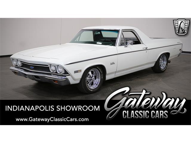 1968 Chevrolet El Camino (CC-1453381) for sale in O'Fallon, Illinois