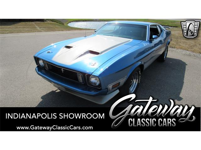 1973 Ford Mustang (CC-1453383) for sale in O'Fallon, Illinois