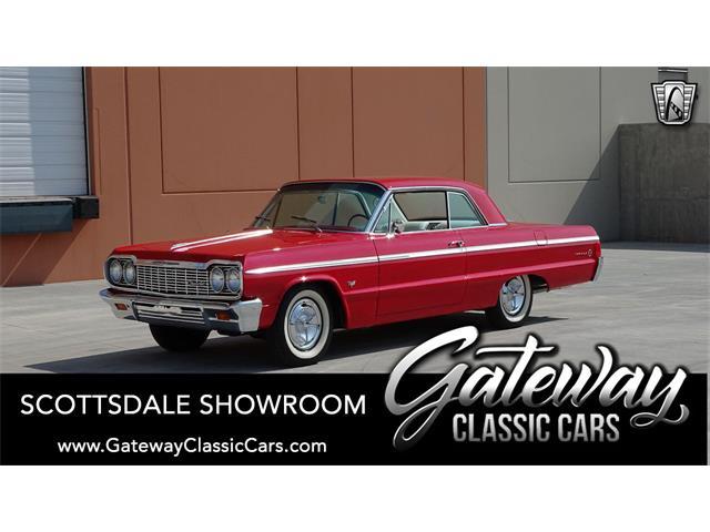 1964 Chevrolet Impala (CC-1453394) for sale in O'Fallon, Illinois