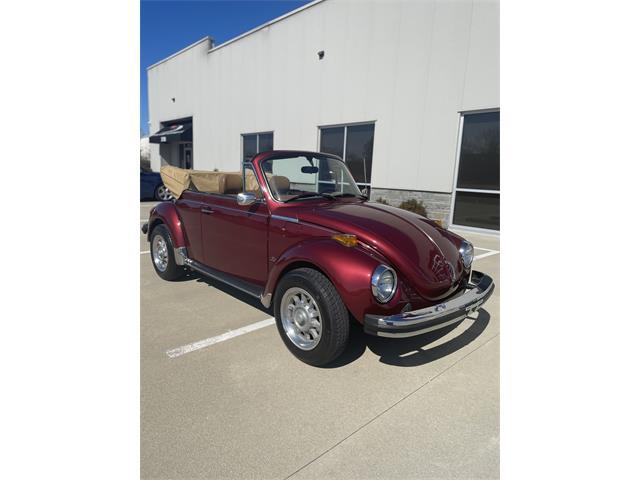 1979 Volkswagen Beetle (CC-1453414) for sale in Hamilton, Ohio