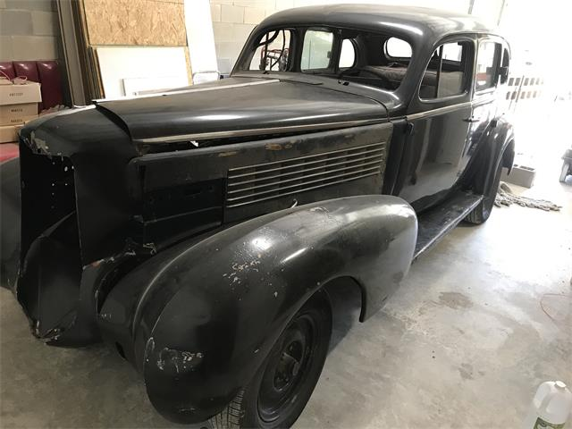 1937 Cadillac LaSalle (CC-1453420) for sale in San Antonio , Texas