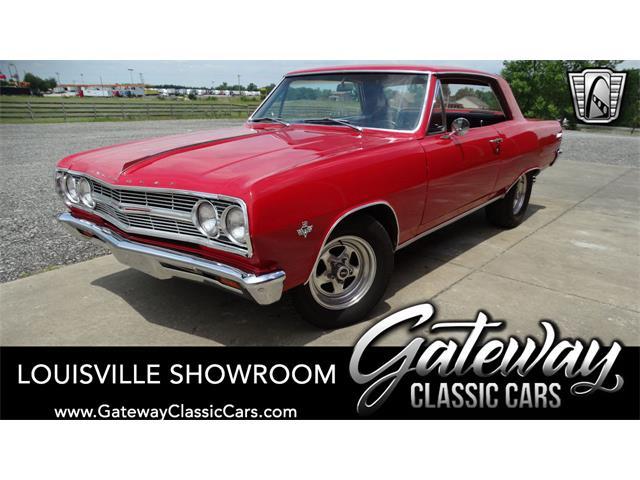 1965 Chevrolet Malibu (CC-1450343) for sale in O'Fallon, Illinois
