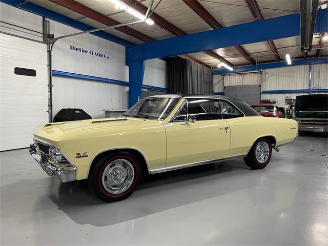1966 Chevrolet Chevelle SS (CC-1453440) for sale in North Royalton, Ohio