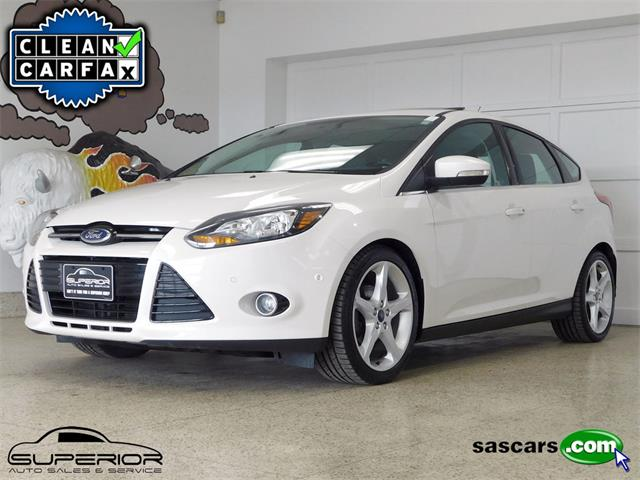 2014 Ford Focus (CC-1453449) for sale in Hamburg, New York