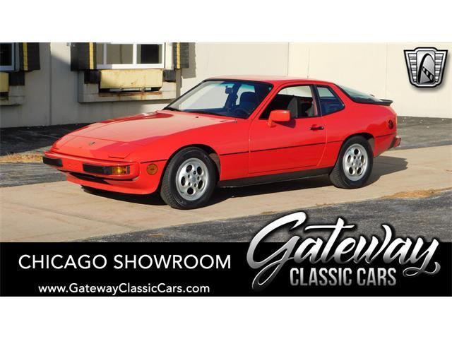 1987 Porsche 924 (CC-1453459) for sale in O'Fallon, Illinois