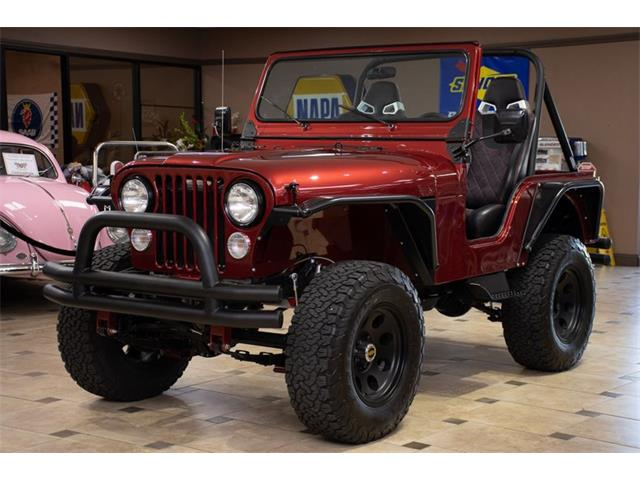 1977 Jeep CJ (CC-1453491) for sale in Venice, Florida