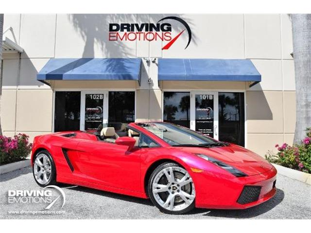 2008 Lamborghini Gallardo (CC-1453492) for sale in West Palm Beach, Florida