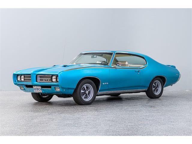 1969 Pontiac GTO (CC-1453499) for sale in Concord, North Carolina