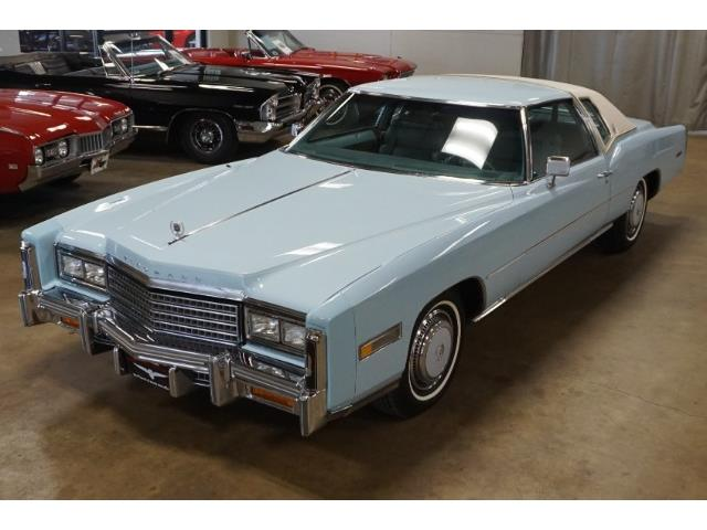 1978 Cadillac Eldorado (CC-1453503) for sale in Mundelein, Illinois