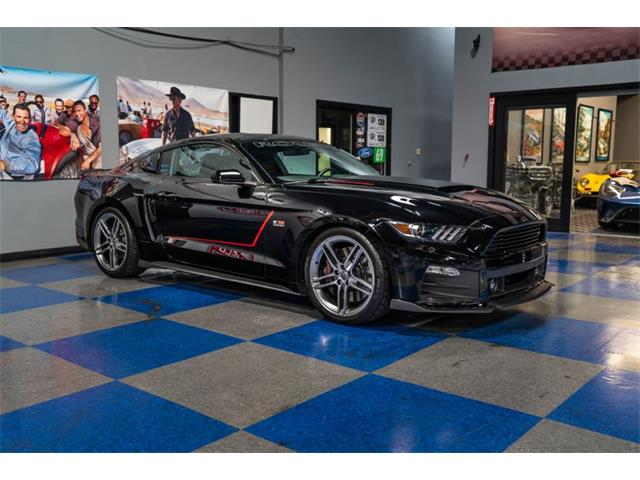 2016 Ford Mustang (Roush) (CC-1450352) for sale in Irvine, California