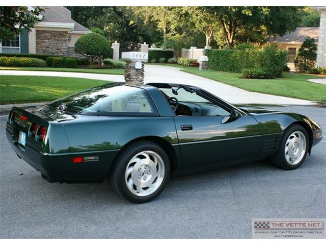 1993 Chevrolet Corvette (CC-1453521) for sale in Sarasota, Florida