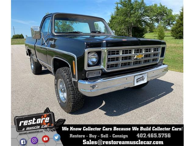 1978 Chevrolet Silverado (CC-1453522) for sale in Lincoln, Nebraska