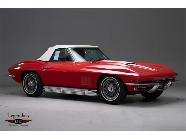 1967 Chevrolet Corvette (CC-1453532) for sale in Halton Hills, Ontario