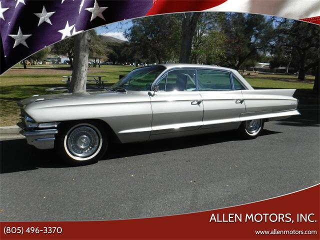 1962 Cadillac DeVille (CC-1453539) for sale in Thousand Oaks, California