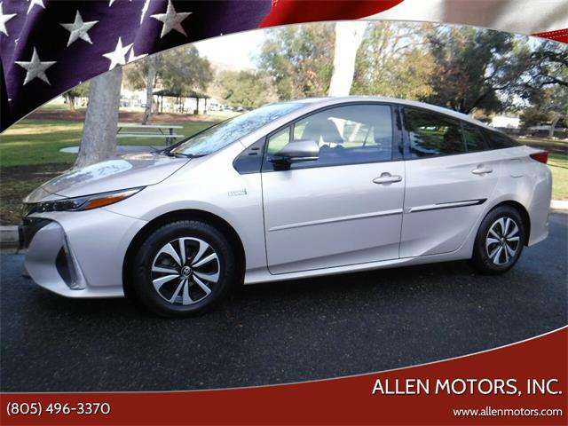 2018 Toyota Prius (CC-1453540) for sale in Thousand Oaks, California