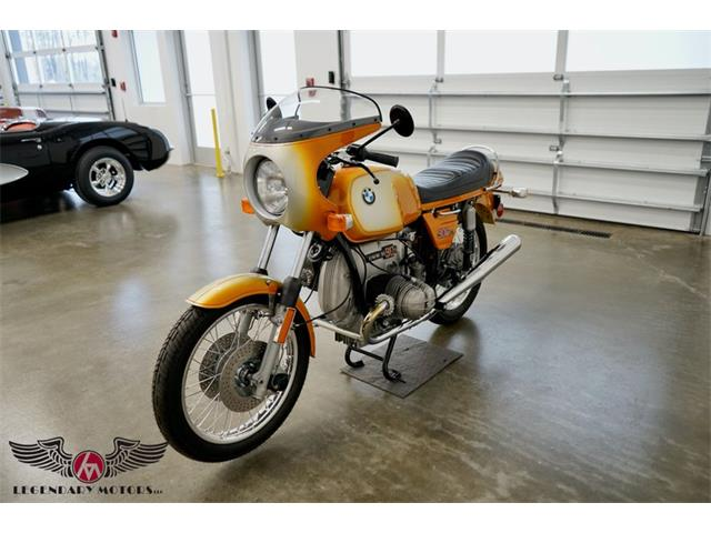 1975 BMW Motorcycle (CC-1453547) for sale in Rowley, Massachusetts
