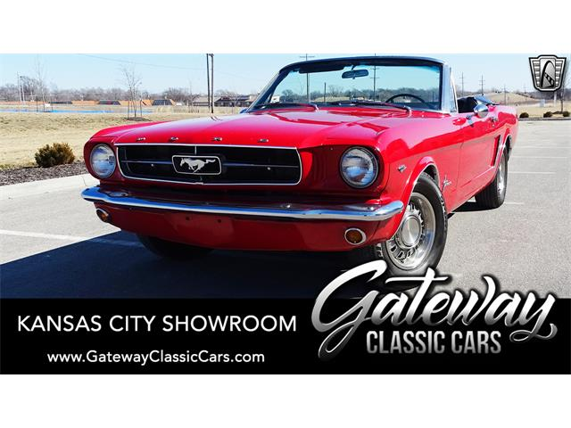 1965 Ford Mustang (CC-1453550) for sale in O'Fallon, Illinois