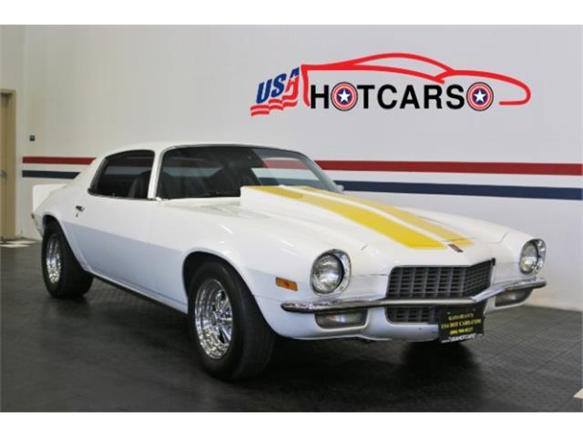 1971 Chevrolet Camaro (CC-1453553) for sale in San Ramon, California