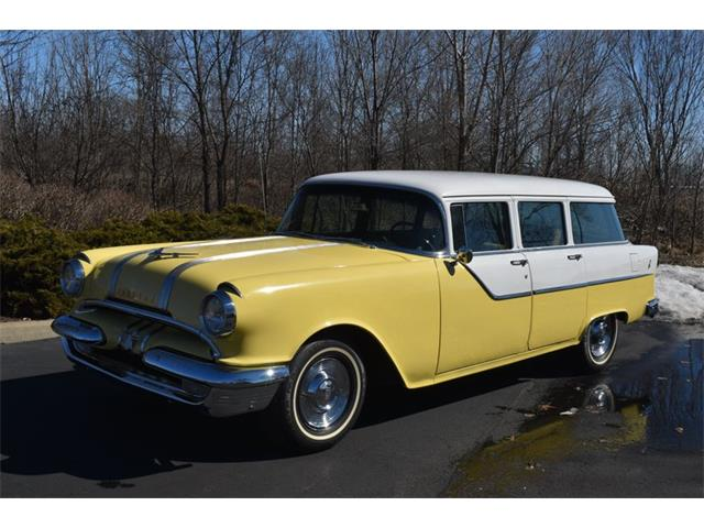 1955 Pontiac Chieftain (CC-1453555) for sale in Elkhart, Indiana