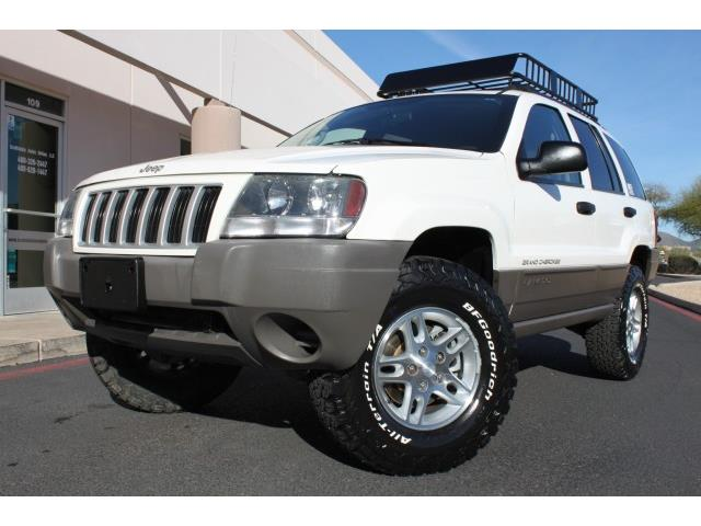 2004 Jeep Grand Cherokee (CC-1450357) for sale in Scottsdale, Arizona