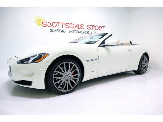 2017 Maserati GranTurismo (CC-1453576) for sale in Scottsdale, Arizona
