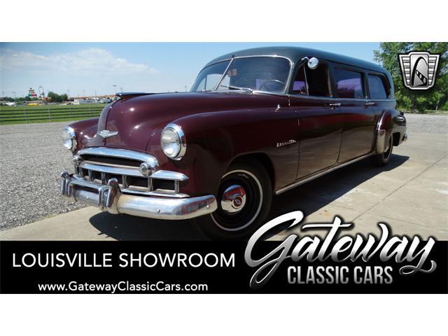 1949 Chevrolet Hearse (CC-1453584) for sale in O'Fallon, Illinois