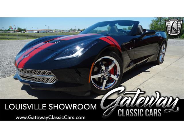 2014 Chevrolet Corvette (CC-1453587) for sale in O'Fallon, Illinois
