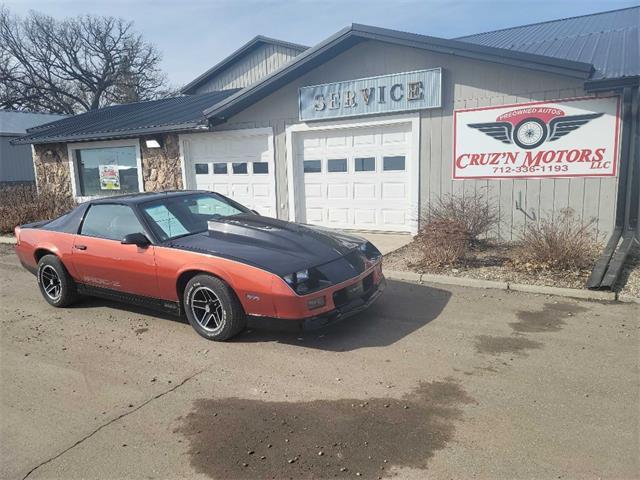 1988 Chevrolet Camaro (CC-1453590) for sale in Spirit Lake, Iowa