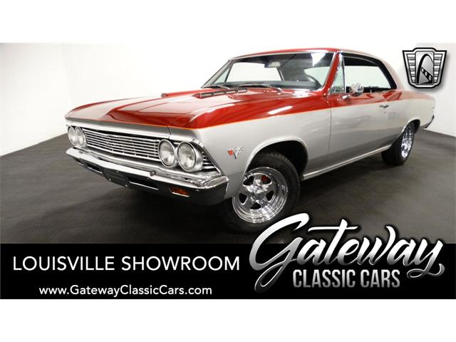 1966 Chevrolet Chevelle (CC-1453621) for sale in O'Fallon, Illinois