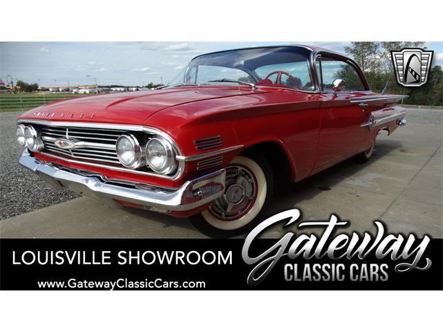 1960 Chevrolet Impala (CC-1453627) for sale in O'Fallon, Illinois