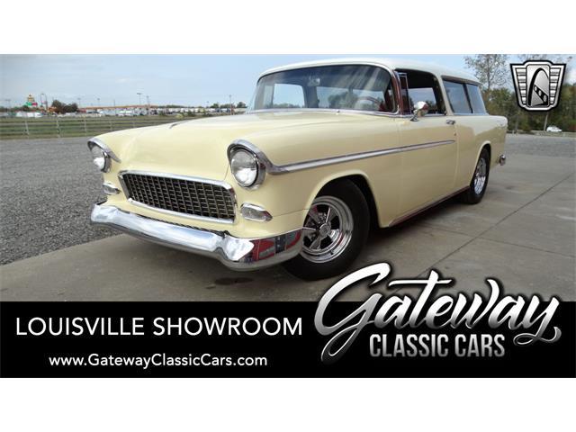 1955 Chevrolet Nomad (CC-1453633) for sale in O'Fallon, Illinois