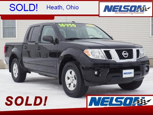 2013 Nissan Frontier (CC-1450364) for sale in Marysville, Ohio