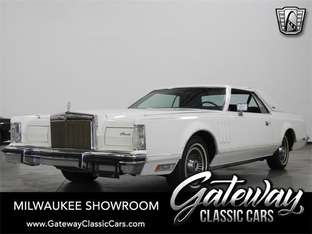 1979 Lincoln Continental Mark V (CC-1453649) for sale in O'Fallon, Illinois