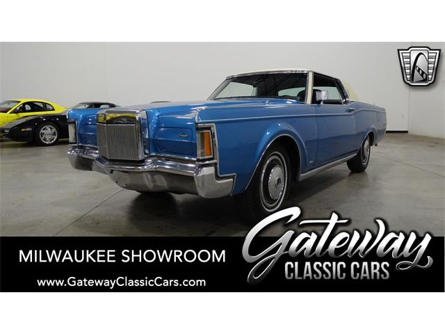 1971 Lincoln Lincoln (CC-1453661) for sale in O'Fallon, Illinois