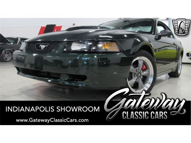 2001 Ford Mustang (CC-1453668) for sale in O'Fallon, Illinois