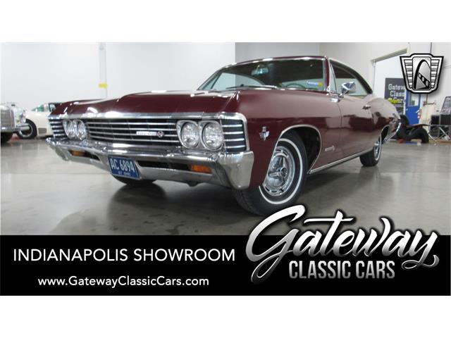 1967 Chevrolet Impala (CC-1453670) for sale in O'Fallon, Illinois