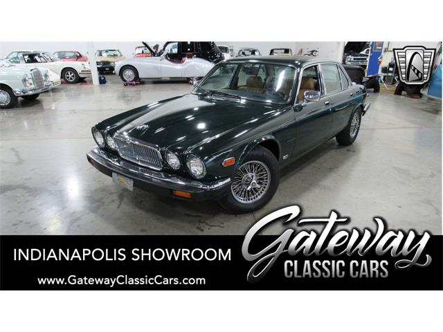 1987 Jaguar XJ6 (CC-1453678) for sale in O'Fallon, Illinois