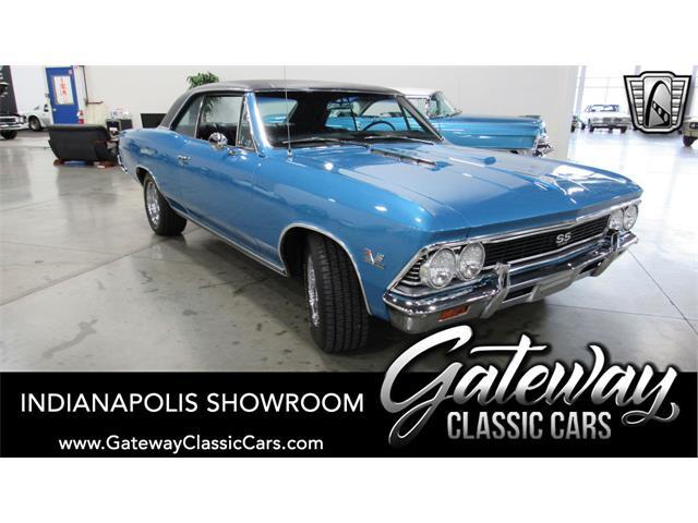 1966 Chevrolet Chevelle (CC-1453681) for sale in O'Fallon, Illinois