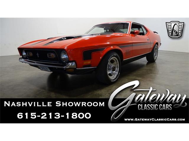 1971 Ford Mustang (CC-1453695) for sale in O'Fallon, Illinois