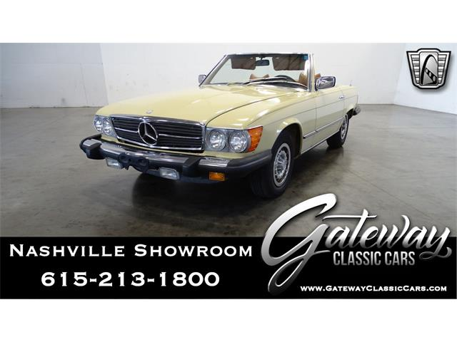 1977 Mercedes-Benz 450SL (CC-1453699) for sale in O'Fallon, Illinois