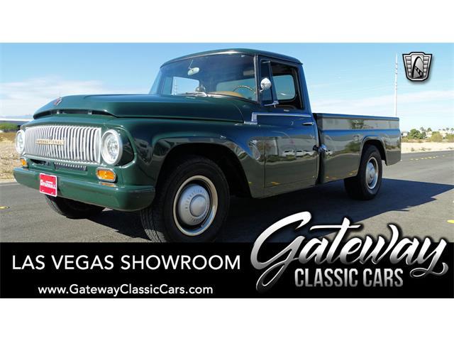 1965 International 1200 (CC-1450037) for sale in O'Fallon, Illinois
