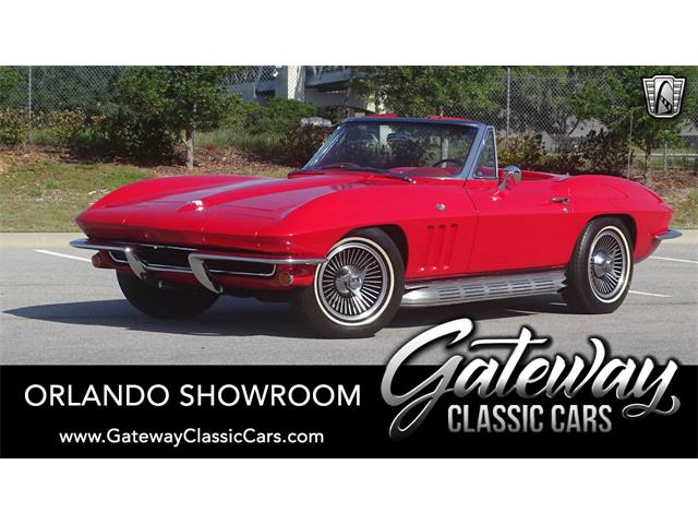 1965 Chevrolet Corvette (CC-1453705) for sale in O'Fallon, Illinois