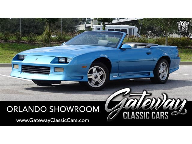 1991 Chevrolet Camaro (CC-1453713) for sale in O'Fallon, Illinois