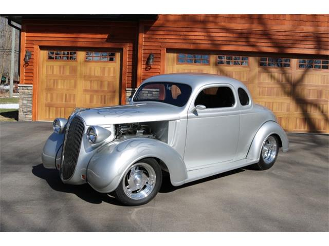 1937 Plymouth Coupe (CC-1453742) for sale in Commerce Township, Michigan