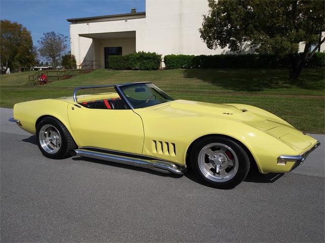 1968 Chevrolet Corvette (CC-1453755) for sale in Hudson, Florida