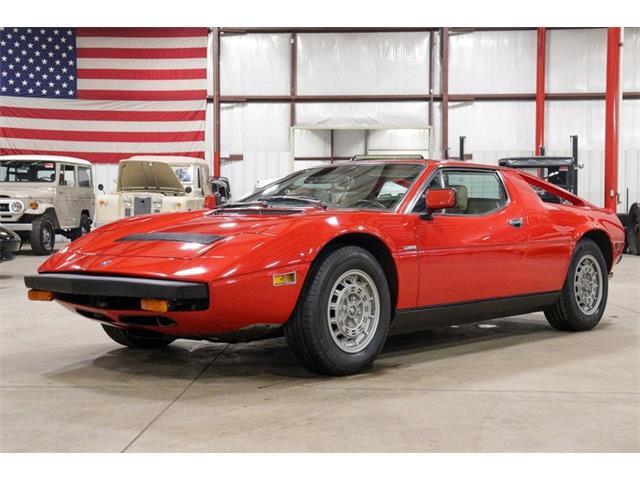 1980 Maserati Merak SS (CC-1453763) for sale in Kentwood, Michigan