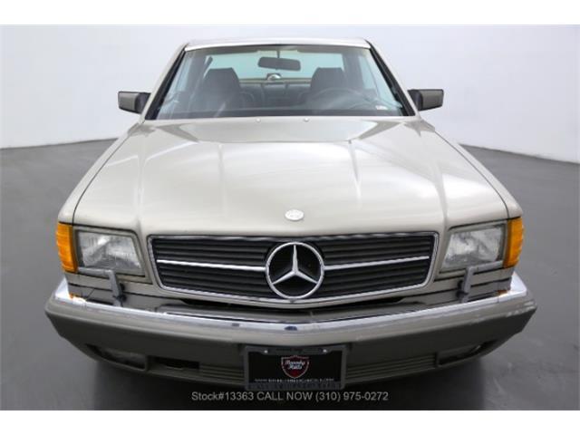1986 Mercedes-Benz 560SEC (CC-1453779) for sale in Beverly Hills, California