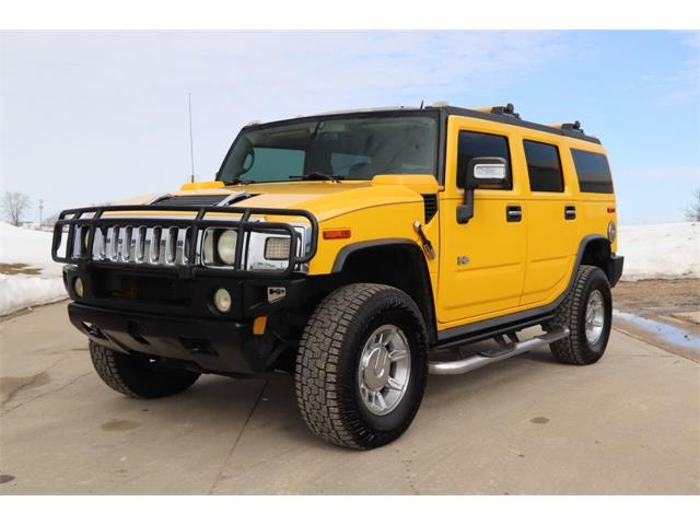 2005 Hummer H2 (CC-1453784) for sale in Clarence, Iowa