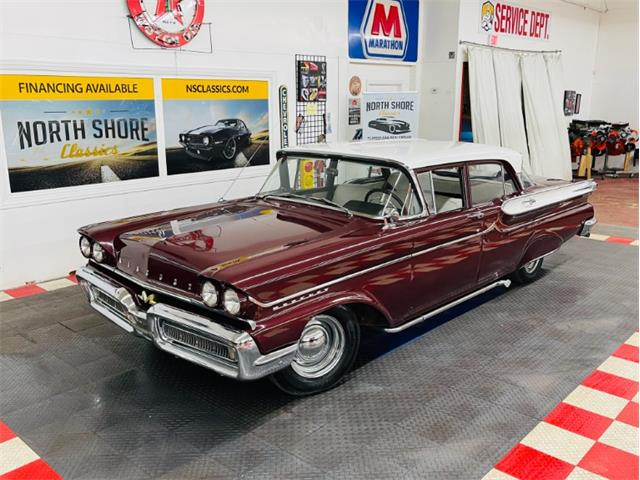 1958 Mercury Medalist (CC-1453791) for sale in Mundelein, Illinois