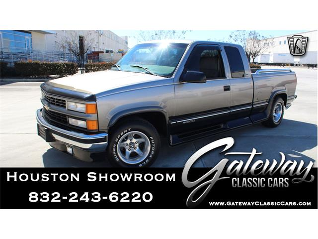 1998 Chevrolet Silverado (CC-1453801) for sale in O'Fallon, Illinois